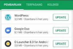 Haruskah Aplikasi Android Diperbarui Secara Rutin?