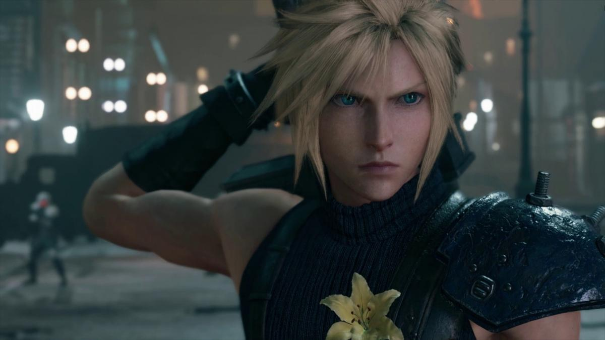 How to see the secret ending of the Final Fantasy VII Remake demo