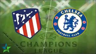 تشكيلة اتلتيكو مدريد ضد تشيلسي 23 / 02 في دوري ابطال اوروبا