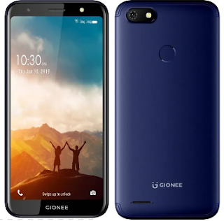 Gionee F205 LTE DA File For Frp And Flashing 100% Tested (Free)