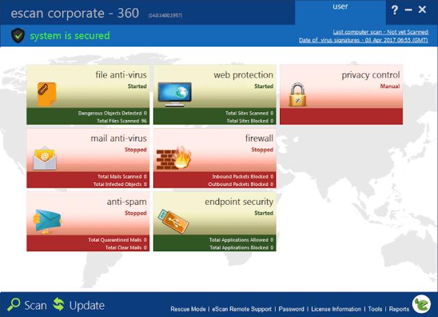Download eScan Anti-Virus