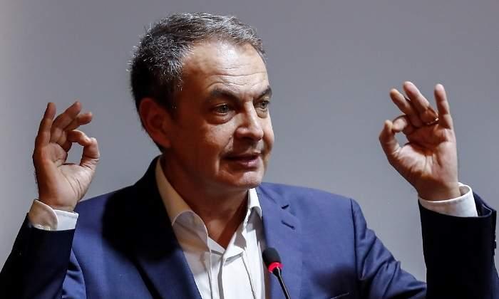 "Zapatero defiente al etarra Otegi: ""Fue decisivo"""