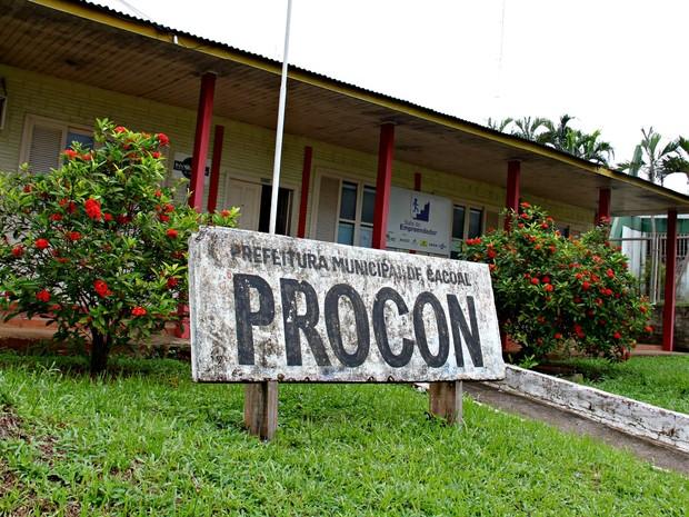 Agência dos Correios de Cacoal volta a aceitar pagamentos em dinheiro, após notificação do Procon
