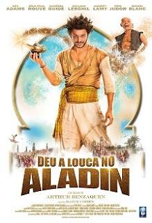 Deu a Louca no Aladin - Dublado