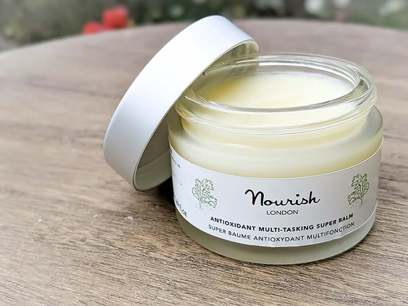Nourish London Antioxidant Multi-Tasking Super Balm