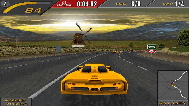 Need for Speed II (Demo) - Image du Jeu