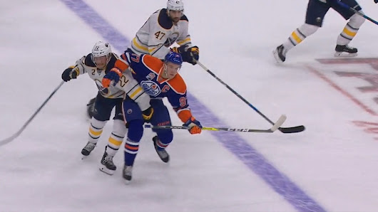 Recap: Bylsma has Buffalo running like a well-oiled machine against Edmonton