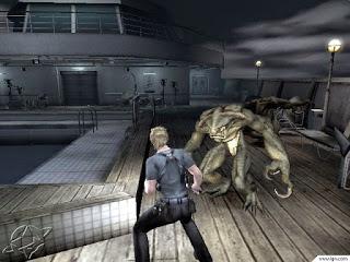 Imagem jogo Resident Evil 2 Dead Aim 2003 Playstation 2 PS2