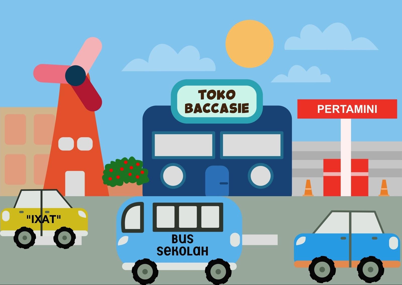 Animasi Jalanan Kota
