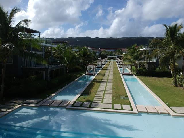 piscina hotel sublime samana