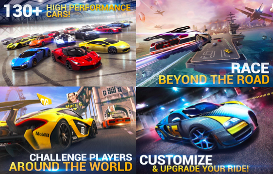 Asphalt celebrates 12 years of fabulous racing with a new update for Asphalt 8 called Hit the Road to Rio