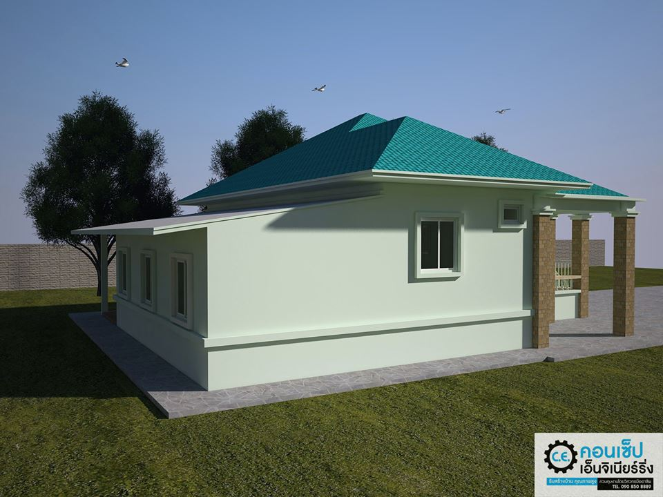 Every one of us dreams of building a house that fits one's ideal home.  But how ready are you for that meeting with your contractors to start planning your dream home?   If you are unsure of the design of your dream home, here are nice nice-looking home design to provide you some inspiration. Remember that lack of space doesn't mean skimping on style. By using interesting materials, colors or designs, you can make even the smallest of homes stand out beautifully.   The following are nine homes that fit for small families. You will see how you, too can be inspired and build not just a comfortable but also nice-looking house.