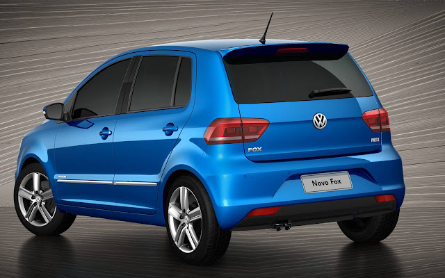 Volkswagen Fox 2017 - highline