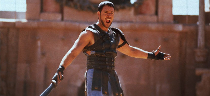 Memorable Speeches from 'Gladiator', Translated into Latin