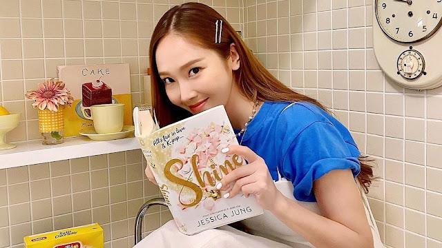 Jessica Jung fala sobre Shine, sequência, adaptação e mais em entrevista à Time