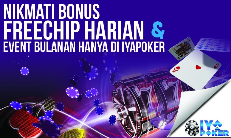 IyaPoker - Situs website Poker indonesia terpercaya yang di dukung oleh server IDN PLAY, dengan pengalaman selama 3 tahun melayani lebih dari 500.000 ribu member