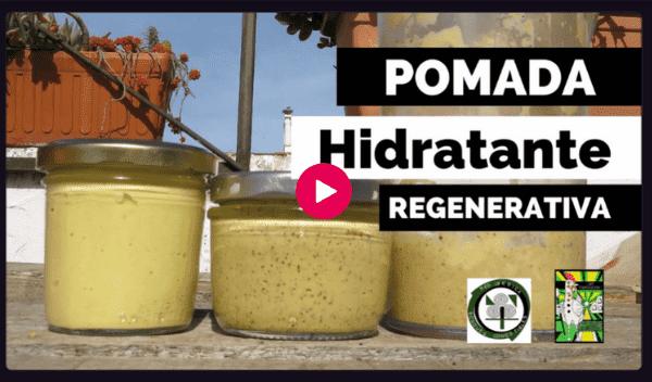 Video Cómo hacer crema hidratante regenerativa casera