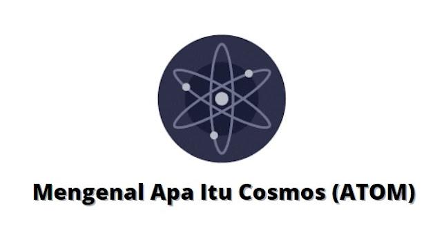 Gambar Logo Cosmos (ATOM) Cryptocurrency