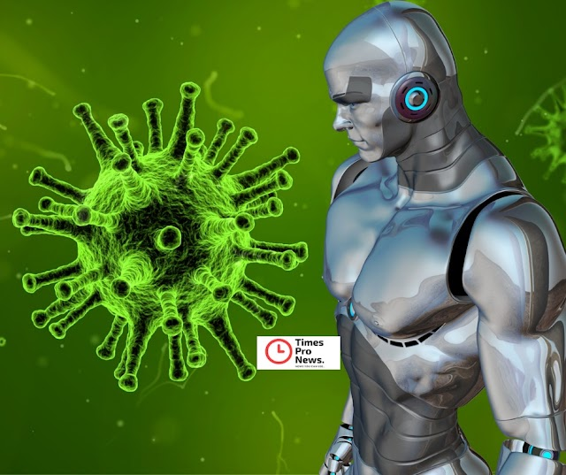 Coronavirus: WardBot will assist with battling against Corona, This will forestall direct contacts with the Covid-19 patients