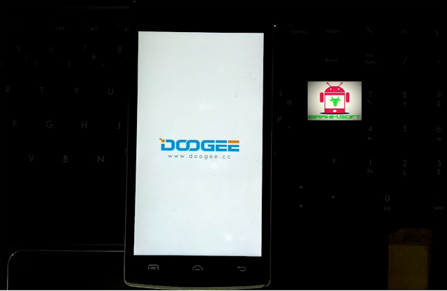 Guide To Flash Doogee Kissme DG580 Black Screen Fix android 4.4.2 Tested Firmware