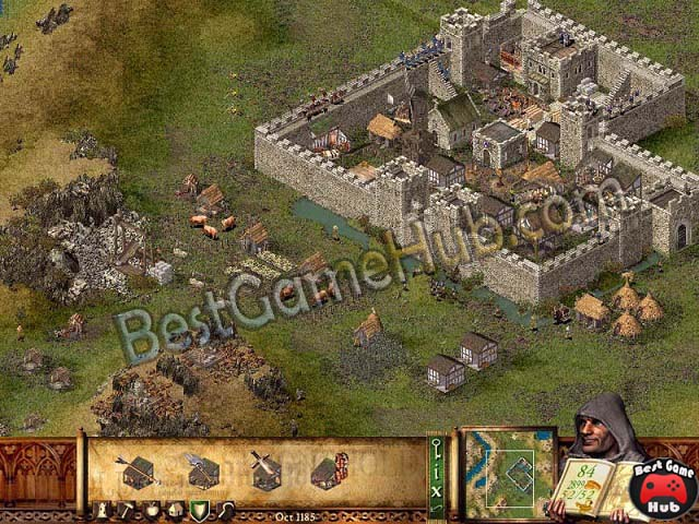 Stronghold 1 PC Repack Game Free Download
