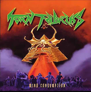 """Το ep των Torn Fabriks """"Mind Consumption"""""""