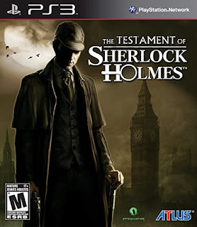 Sherlock Holmes The Testament PS3 Torrent