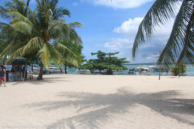 Cowrie Island in Puerto Princesa Palawan - Beach Activities to Enjoy!