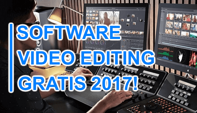 Software Video Eiting Gratis