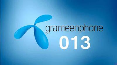 '013' New Series Of Grameenphone