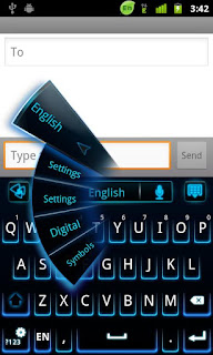 go keyboard theme for android