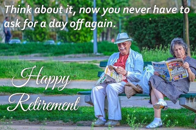 Happy retirement images