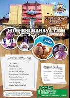Bursa Kerja Surabaya di Ice Cream Bowl Desember 2019