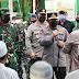 Panglima TNI dan Kapolri Berdialog dengan Warga Bangkalan di Serbuan Vaksinasi
