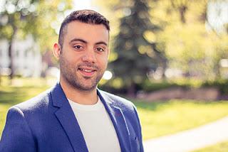 Syrian Canadian Refugee Mustafa Alio
