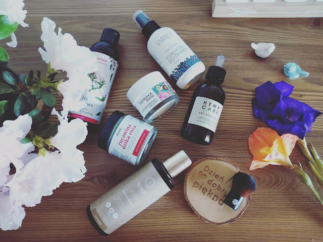 Kosmetyki naturalne   Małe wyznania i kilka wskazówek.