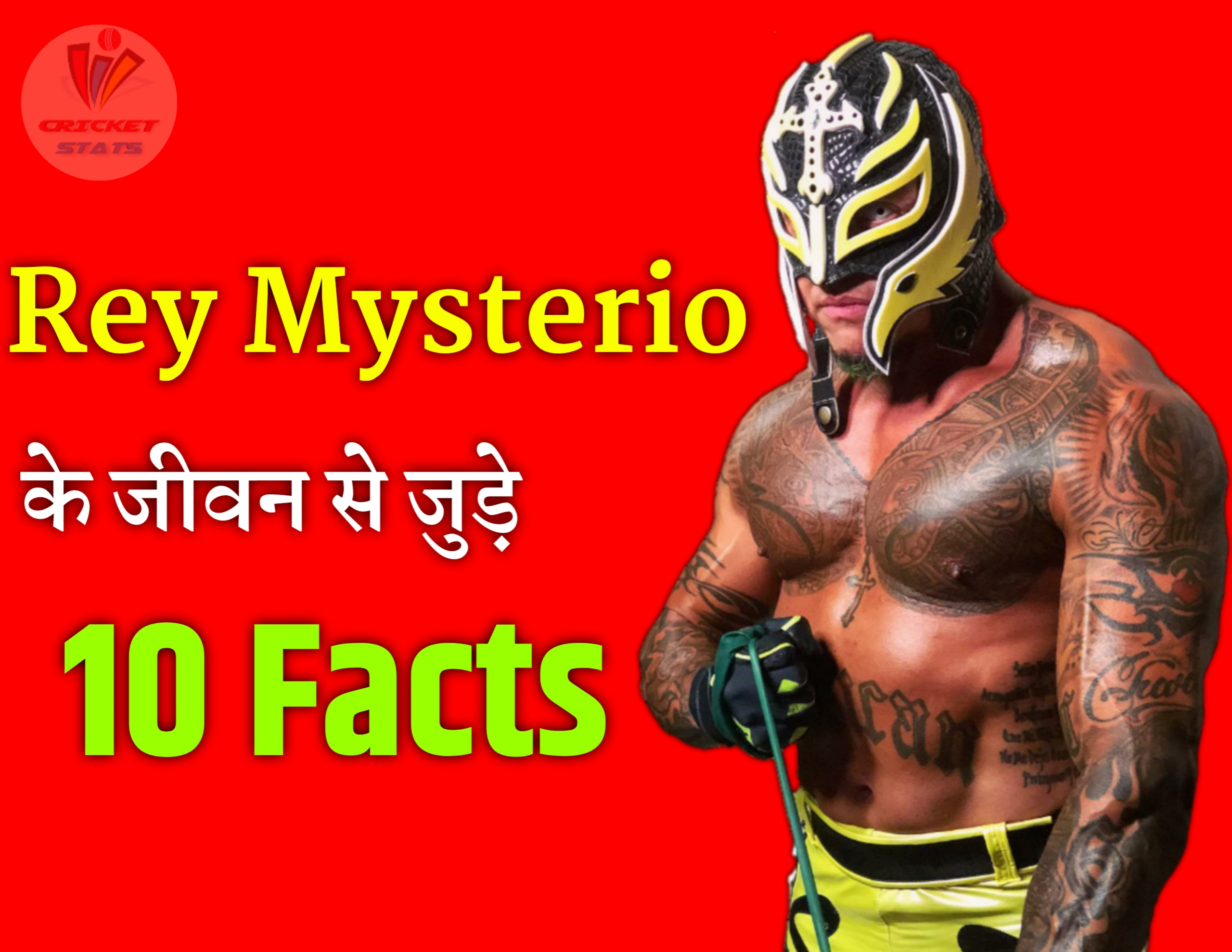 10 Real Life Facts You Didn't Know About Ray Mysterio