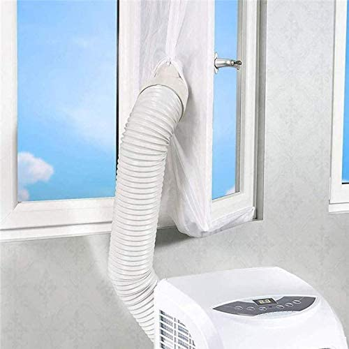 70%  off   Window Seal for Portable Air Conditioner, Portable AC Window Kit, Sealing AC with Zip