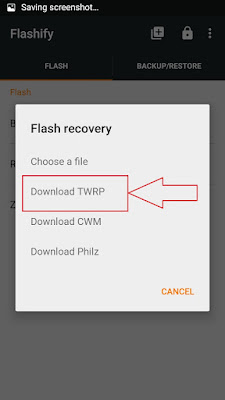 Download TWRP