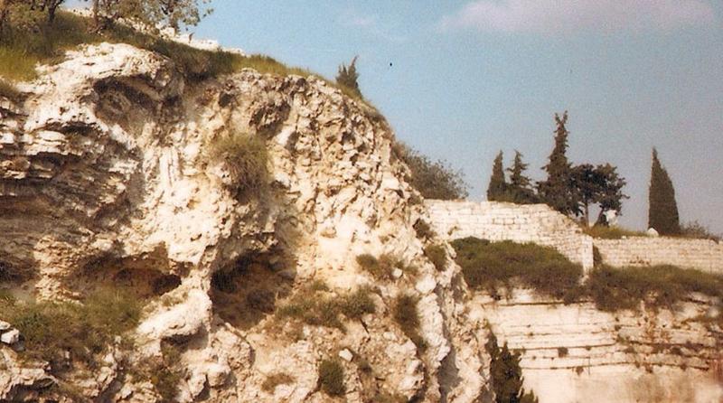 Uma colina chamada Calvário