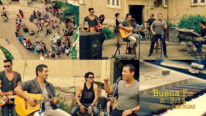 Buena Fe - ¨PI 3,14¨ - Videoclip - Dirección: Jose Rojas. Portal Del Vídeo Clip Cubano - 01