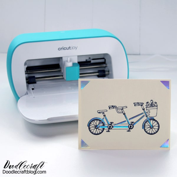 Let me show you how easy it is to set up the Cricut Joy and cut handmade cards using the Card Making mat.
