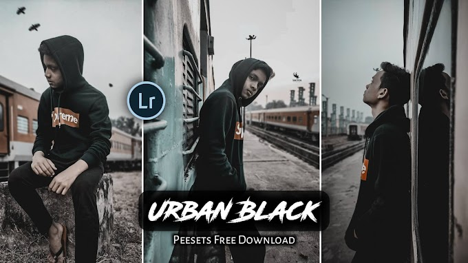 urban black presets free download