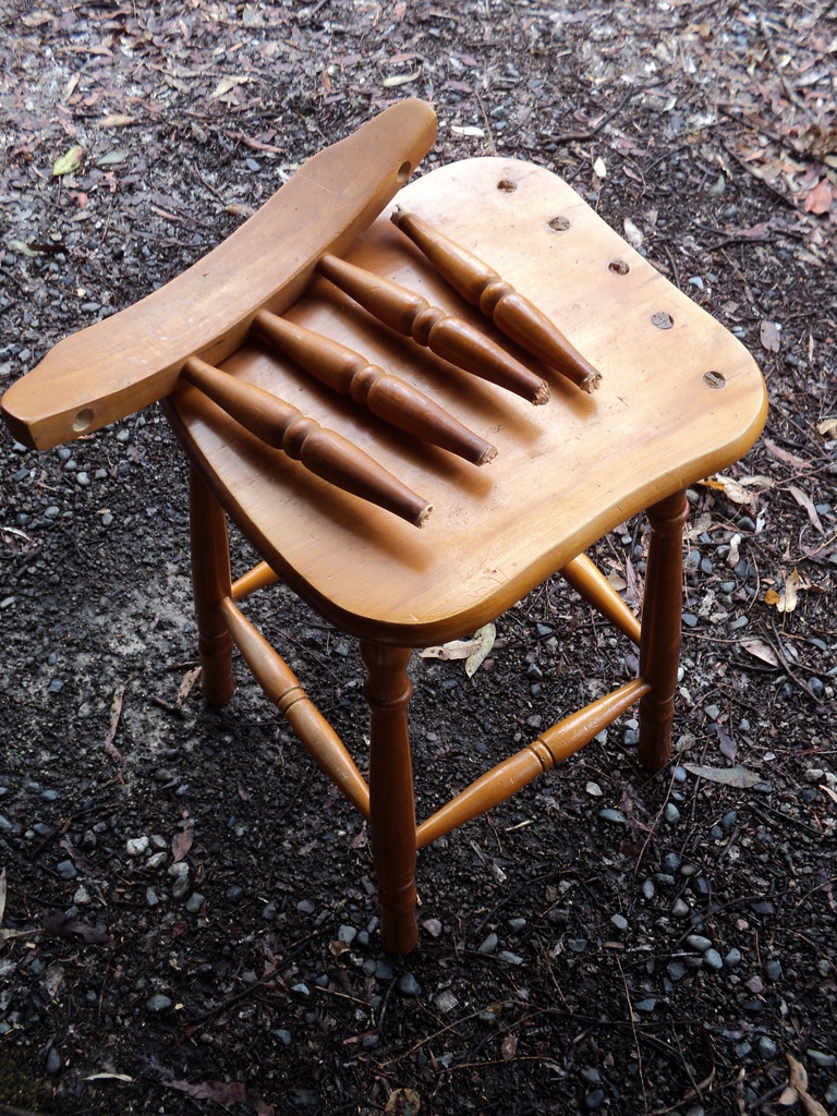 The Village Woodworker Festive Season And Bar Stools