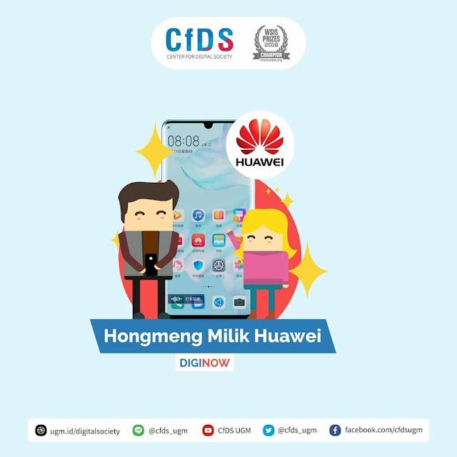 Hongmeng OS milik Huawei