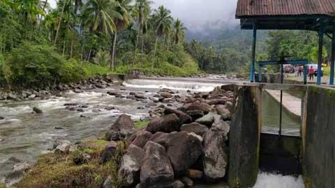 Ekowisata Nagari Limau Gadang Lumpo