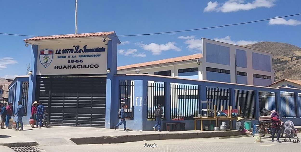 Colegio 80779 LA INMACULADA - Huamachuco