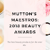 Mutton's Beauty Maestros 2018 and Link Up