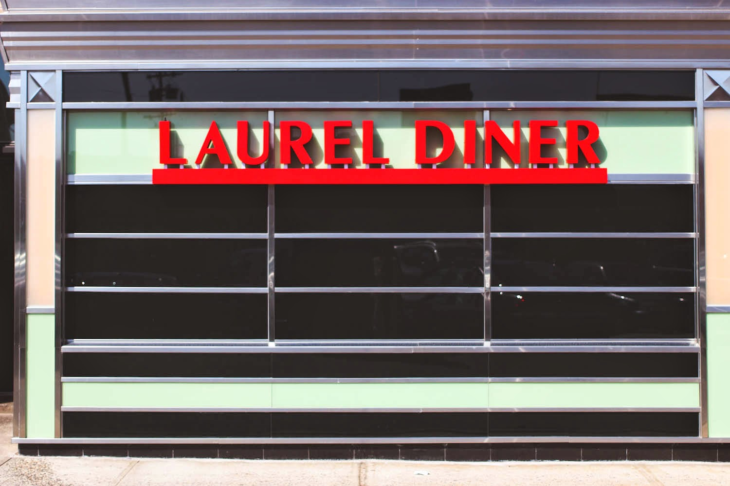 ny fashion blog, laurel diner, nyc fashion blog
