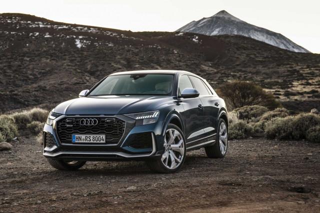 2020 Audi Q8 Review